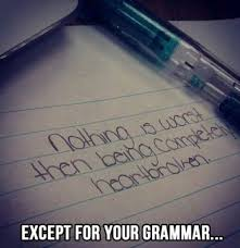 Funny Grammar Memes - 13 grammar funny meme pmslweb