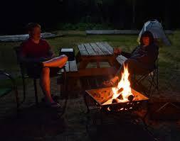 Comfortable Camping Campground U2013 Riviera Community Club At Anderson Island
