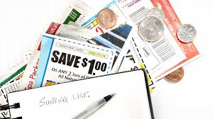 how to extreme coupon save on groceries extreme couponing 101 shopping list and paper coupons