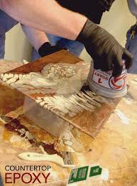 Two Part Epoxy Resin Bar Top Best 25 Epoxy Countertop Ideas On Pinterest Diy Resin Bar Top