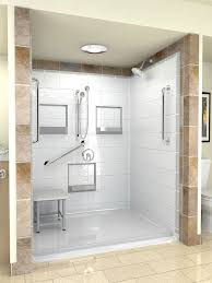 Bathroom Shower Inserts Bathroom Awesome Lowes Walk In Showers Awesome Lowes Walk In