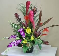 riverside florist blissfully tropical in riverside ca willow branch florist of