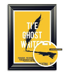 Movie The Ghost Writer The Ghost Writer X A U0027dam Film Week On Behance In Poster