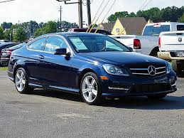 used mercedes coupe 2014 used mercedes c class 2dr coupe c 250 rwd at alm mall of