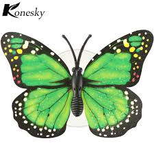 10 pcs led light colorful butterfly led l for home room