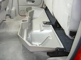 Interior Accessories by Amazon Com Du Ha Under Seat Storage Fits 02 17 Dodge Ram 1500