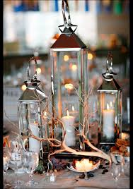 Lantern Centerpieces Wedding Friday Feature Let There Be Light Beautiful Blooms