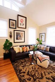 Black Leather Sofa Decorating Ideas 100 Ideas Collection Black Couch Living Room Ideas Pictures On