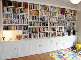 Floor To Ceiling Bookcases Bookshelf Interesting Full Wall Bookshelves Outstanding Full