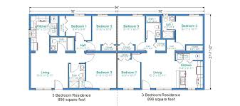 100 duplex house plans for narrow lots 900 sq ft duplex