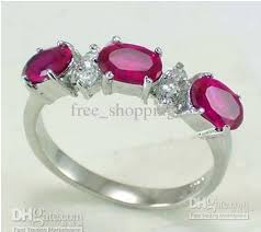 beautiful girl rings images Fashion pretty girl lady 39 s beautiful gift jewelry red oval gemston jpg
