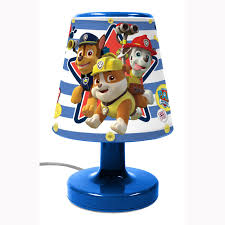 disney u0026 character kids bedroom bedside lamps for boys and girls