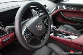 cadillac cts steering wheel sporty cadillac review back to back cts v and cts vsport turbo