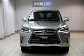 silver lexus 2016 used 2016 lexus lx 570 atomic silver used cars sharjah