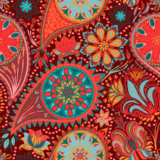 paisley pattern vector ornate seamless paisley pattern vectors 13 vector pattern free