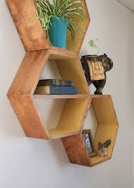 Shelf Furniture Modern by 55 Best Honeycomb Shelves From Haase Handcraft Etsy Images On