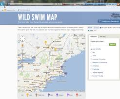 Dover Ohio Map by Worldly Wild Swimming Outdoor Swimming Society 2012 Swim Map