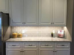 kitchen backsplashes home depot 79 beautiful grey glass backsplash tile smoke subway tiles