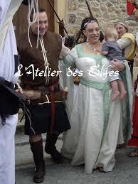 mariage celtique le mariage elfique de dame cécile et sieur stephan par l