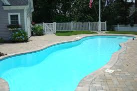 inground fiberglass swimming pools cape cod aquatics