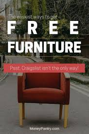 does it or list it leave the furniture 23 ways to get free furniture places near you moneypantry