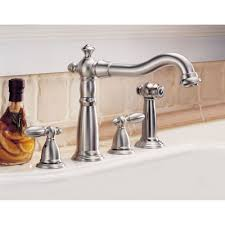 delta faucet 2256 dst victorian polished chrome two handle with 1