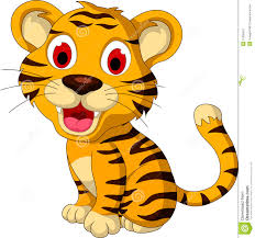 tiger clipart for kids u2013 101 clip art