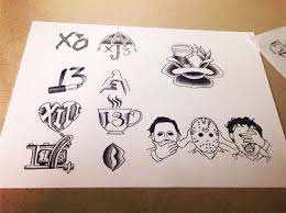 13 cool flash sheets inspired by friday the 13th inked magazine