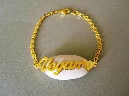 gold name bracelet personalized gold name bracelets the best bracelet 2017