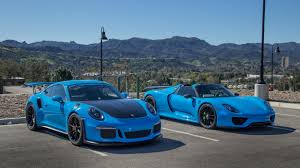 the 918 spyder car tales
