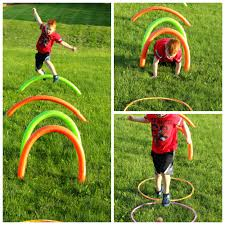 Backyard Obstacle Course Ideas Backyard Obstacle Course For Home Design And Idea