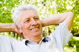 old man happy old man stock photo colourbox