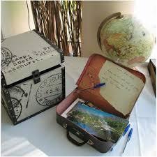 mariage voyage décoration d eline mariage sur le thème du voyage mariage