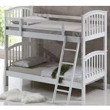 Best  White Wooden Bunk Beds Ideas On Pinterest Scandinavian - White bunk bed with mattress