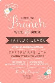 13 best images of brunch invitation sample wedding brunch