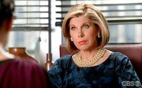 the good wife hairstyle why the good wife referenced vire diaries fan fiction ew com