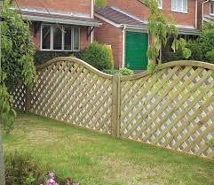 garden trellis fence home outdoor decoration