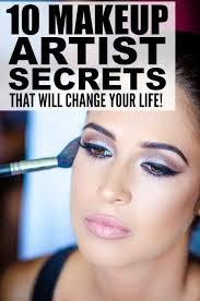 makeup tutorials with the best kept secrets of makeup artists