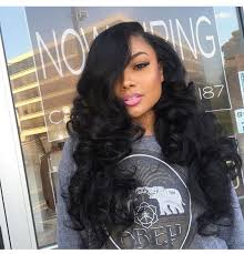 pictures of black ombre body wave curls bob hairstyles loose wave side part beautiful achieve this look with