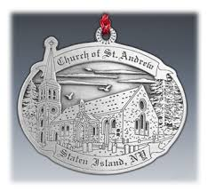custom pewter ornaments churches howe house limited editions