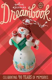 tis the season hallmark dreambook 2013