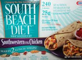 south beach diet foods belly bytes