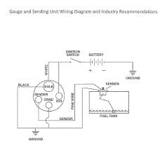 wiring wiring diagram of marine fuel gauge wiring diagram 11764