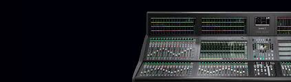Mixing Table Home Solid State Logic