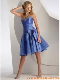 robes soirã e mariage robe de soirée courte