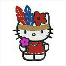 native american hellokitty kitty obsessed indian