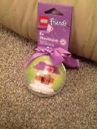lego friends puppy ornament bauble 850849 brand new ebay