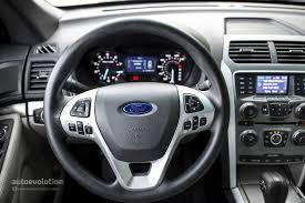 2009 Ford Explorer 2014 Ford Explorer Review Autoevolution