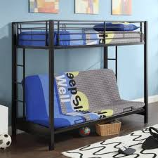 Futon Bunk Bed  Shop Bunk Beds With Futons - Futon couch bunk bed