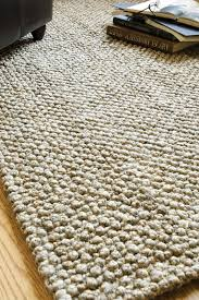 Braided Jute Rugs Natural Knobby Loop Braided Rug By Classic Home Rugs